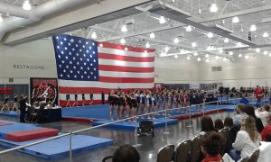 A Special Thank You to the 15 annual Stars and Stripes Invitational presented by Erie Gymnastics.