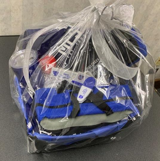 First Aid Gift Basket