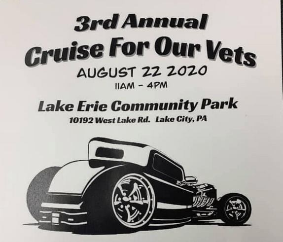 3rd Annual Cruise For Our Vets