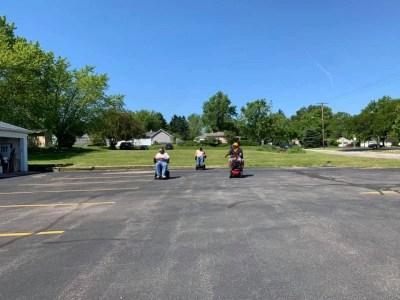 Wheel Chair Race June 17 2020