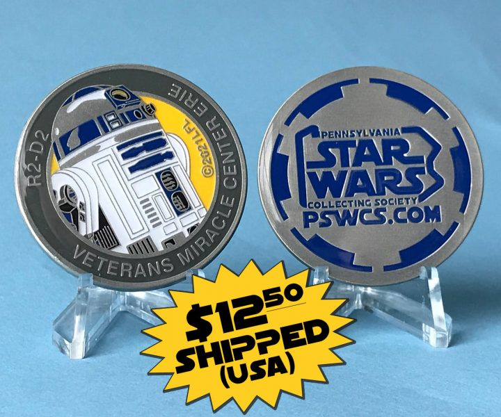 Star Wars Medallion