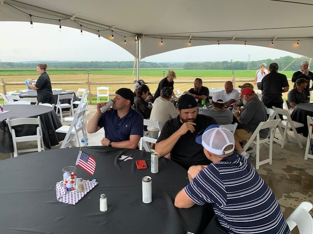 Tee It Up For The Troops – A Great Success!