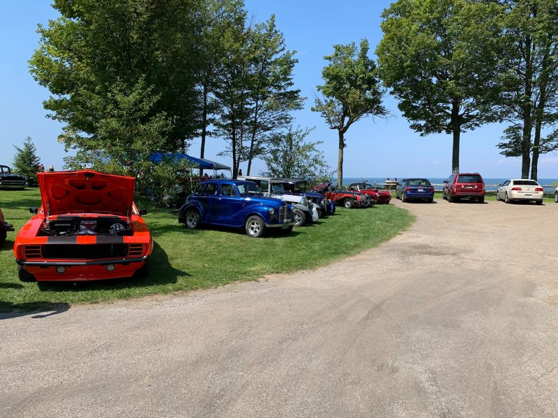 Cruise in for The Veterans a Great Success