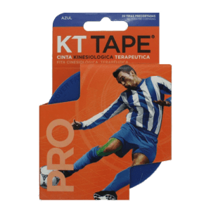 KT Tape Pro ® Rollo Azul 20 cintas musculares