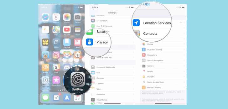 How To Change Location on iPhone