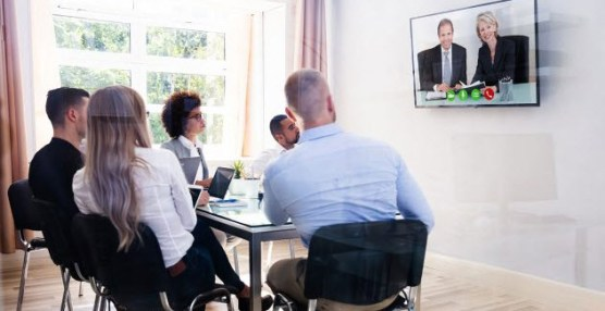 How Does Video Conference On TV