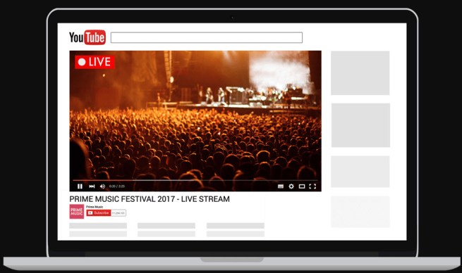 Video Streaming Data Usage - Youtube