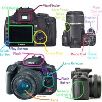 Components of Digital Camera