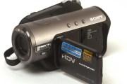 Sony HDR HC3 HDV 1080i