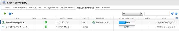 "Cloud Lab-38: vCloud Director Organizations- ""Create ..."