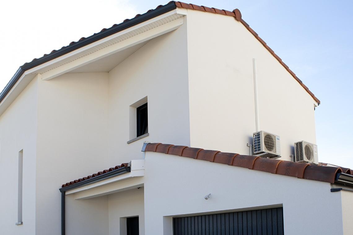 maison moderne a etage a colomiers 31