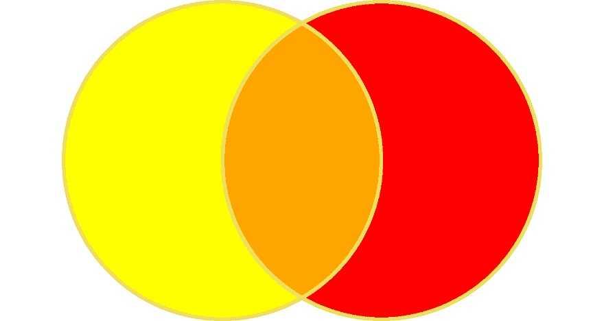 Қызыл және сары