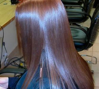 Ламинирование волос фото до и после отзывы