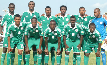 *Super Eagles