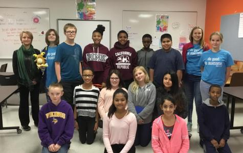 WEB program helps 6th graders transition to Valley
