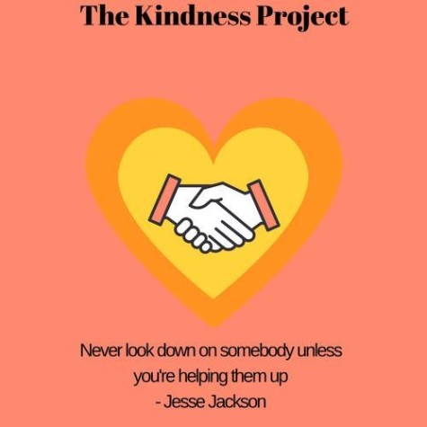 Kindness Project shows great potential at VMSS