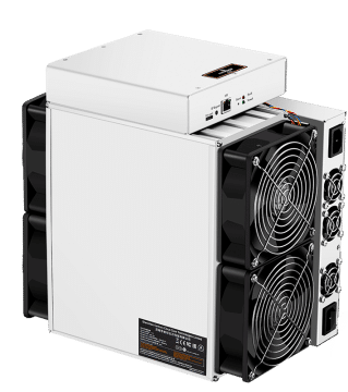 Antminer S17 Pro Side View