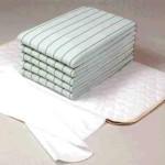 Ágyban használható inkontinencia alátétek, 85x 90 cm méretű szárnyas alátét (haránt lepedő)