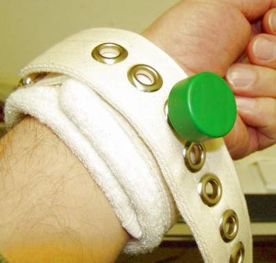 betegrögzítő rendszer kéz rögzítő heveder bujtató 2