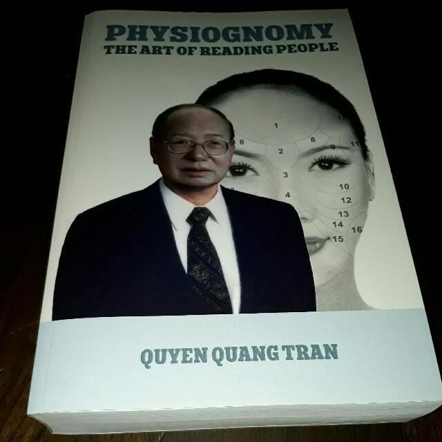 PHYSIOGNOMY The Art of Reading People (Tuong Phap Ngo Hung Dien) - Quyen Quang Tran