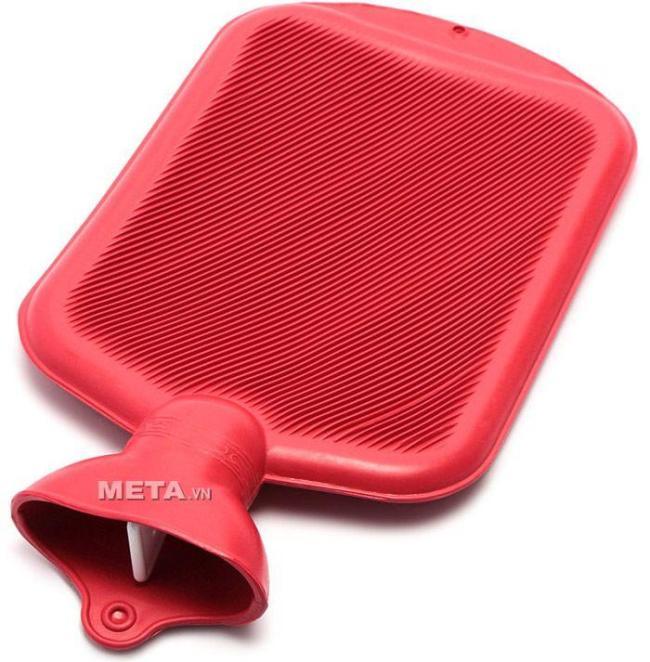 Túi chườm nóng lạnh 2 mặt màu đỏ