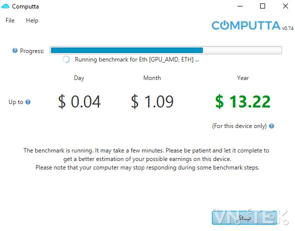 huong dan dao bitcoin voi computta 4 - Hướng dẫn đào Bitcoin với Computta chỉ cần treo máy kiếm tiền
