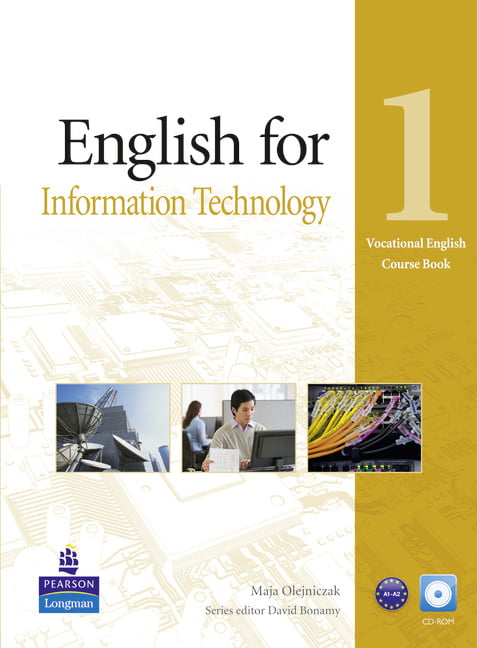 Fahasa - Vocational English: English For It Level 1 Coursebook And Cd Pack