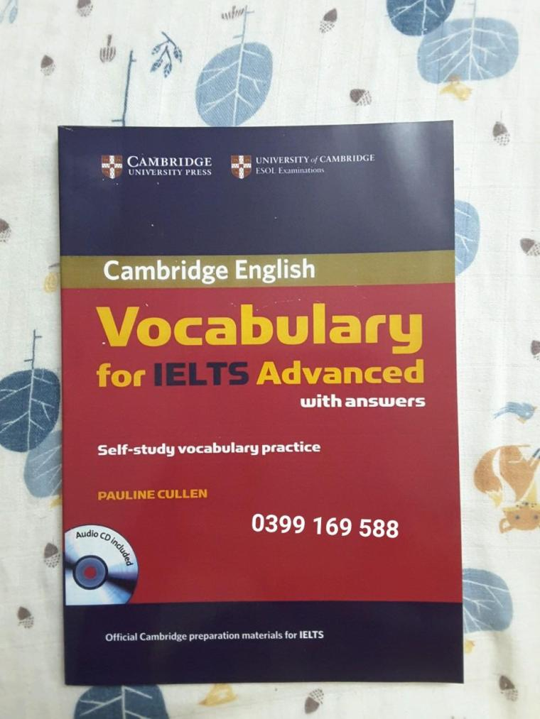 Cambridge Vocabulary for IELTS Advanced Band 6.5+ with Answers
