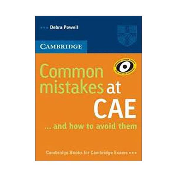 Fahasa - Common Mistakes at CAE... and how to avoid them Paperback