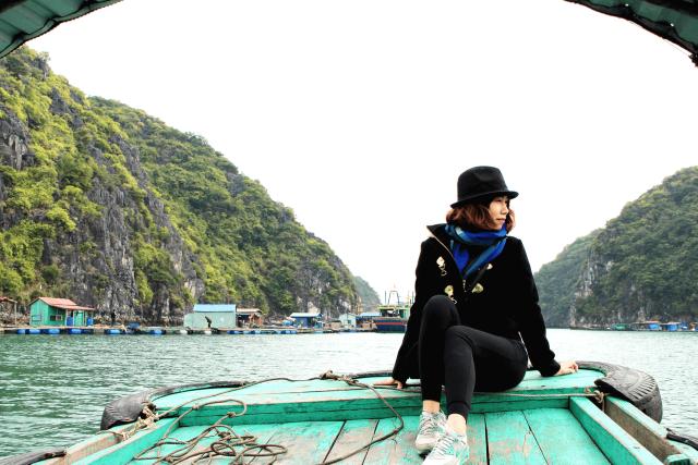 Trải nghiệm du lịch Việt Nam vịnh Lan Hạ thuộc đảo Cát Bà
