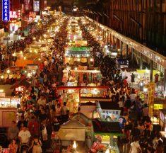 """Tự túc đi Đài Loan: """"Càn quét"""" 5 khu chợ đêm nổi tiếng nhất Đài Loan"""