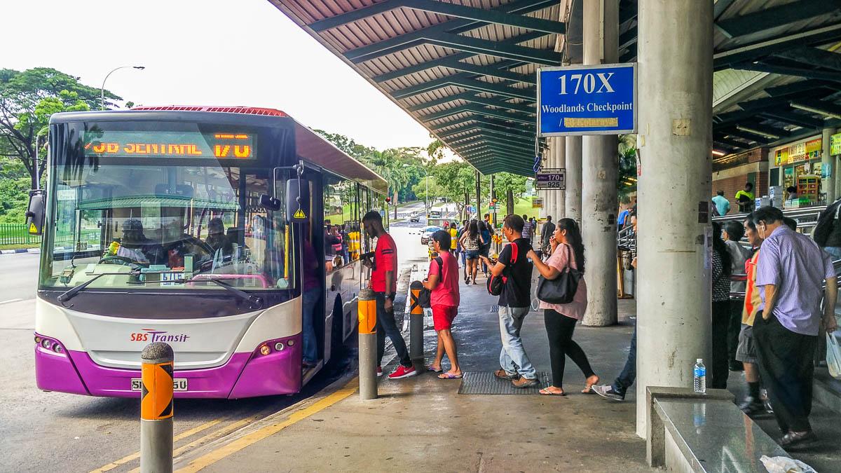 Kinh nghiệm Du lịch Singapore Tự túc: Đi lại ở Singapore như thế nào?