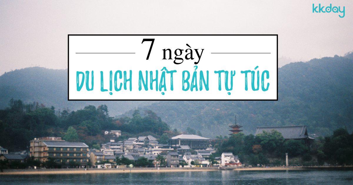 Du lịch Kyoto - Osaka - Nara - Hiroshima tự túc 7 ngày: Kyoto