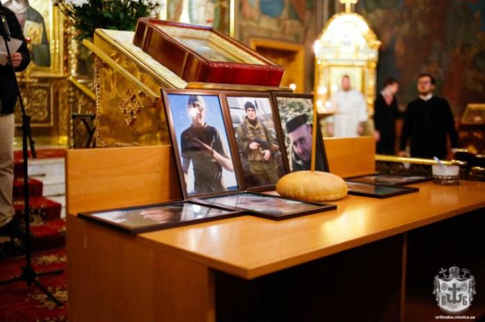 У Вінниці помолилися за бійців, які загинули на Сході
