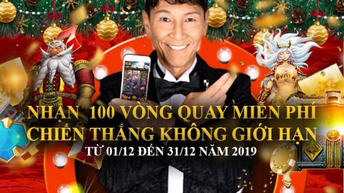 Thưởng 100 vòng quay miễn phí empire777 casino Việt Nam