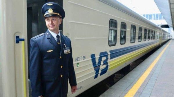 В МВД озвучили идею вооружения проводников в поездах ...