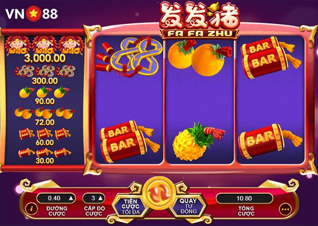 Cách chiến thắng khi chơi slot game tại nhà cái VN88