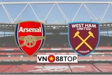 Soi kèo, Tỷ lệ cược Arsenal vs West Ham 22h00′ 7/3/2020
