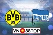 Soi kèo, Tỷ lệ cược Dortmund vs Hertha Berlin, 23h30 ngày 06/06/2020