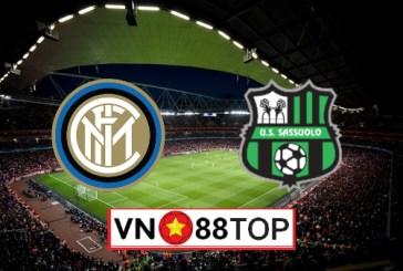 Soi kèo, Tỷ lệ cược Inter Milan vs Sassuolo, 00h30 ngày 25/06/2020