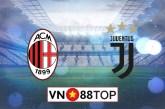 Soi kèo, Tỷ lệ cược AC Milan vs Juventus, 02h45 ngày 08/07/2020