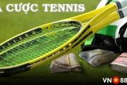 Cá cược tennis - Hướng dẫn chơi cá cược tennis tại nhà cái VN88