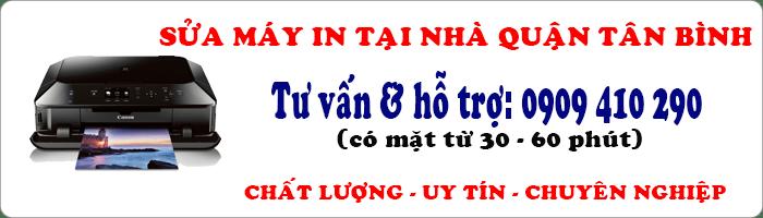sửa máy in tại nhà quận Tân Bình