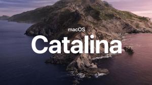 macOS Catalina 10.15