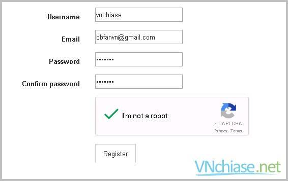 vnchiase.net- site kiếm tiền ptc uy tín