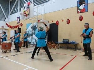 , Japanese Cultural Fair (日系文化祭), VNCS