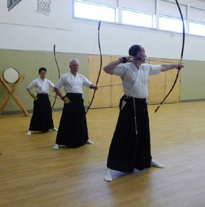 , Victoria Kyudo Association turns 3!, VNCS