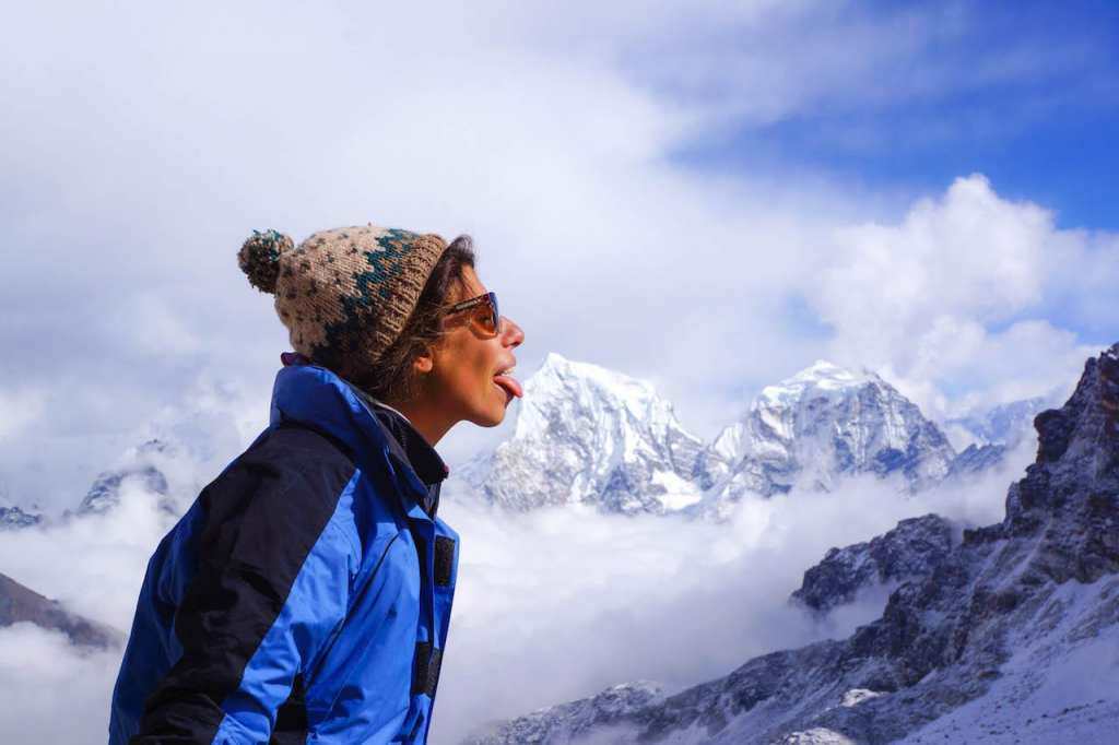 Непал 2018