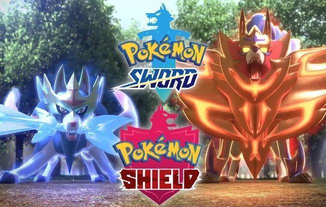 Pokemon sword and shield Giải mã [NSP]