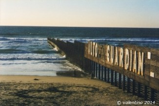 """La Barda"", Playas, Tijuana"